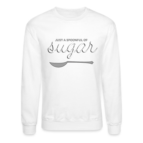 sugar - Unisex Crewneck Sweatshirt