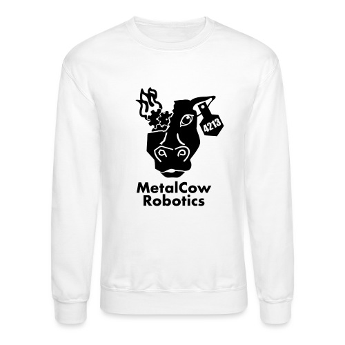 MetalCow Solid - Crewneck Sweatshirt