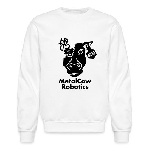 MetalCow Solid - Unisex Crewneck Sweatshirt