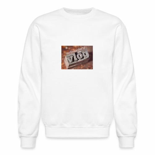Vlog - Crewneck Sweatshirt