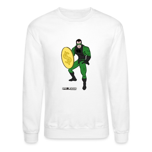 Superhero 4 - Crewneck Sweatshirt