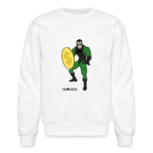 Superhero 4 - Unisex Crewneck Sweatshirt