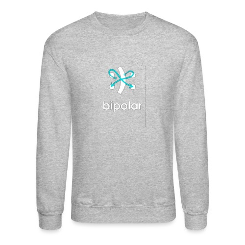 bipolar - Crewneck Sweatshirt