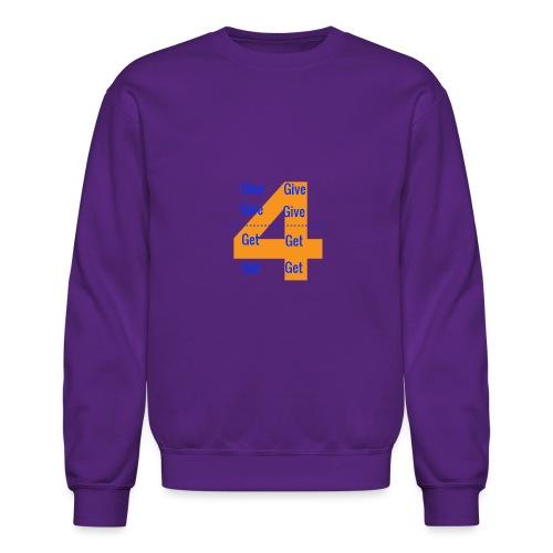 Forgive & Forget - Crewneck Sweatshirt