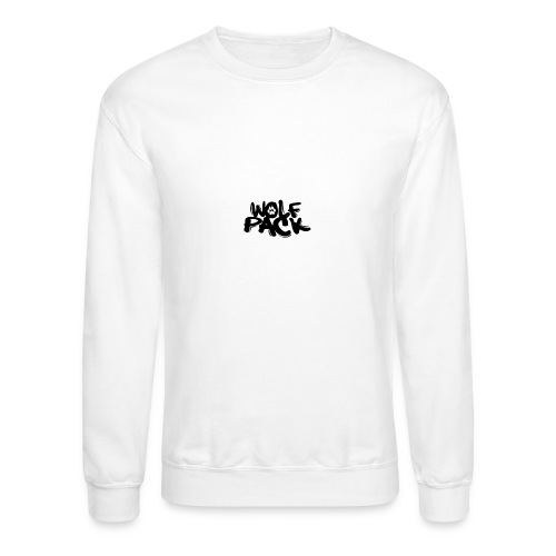 Krazy Hounds Wolfpack Paw Logo - Crewneck Sweatshirt