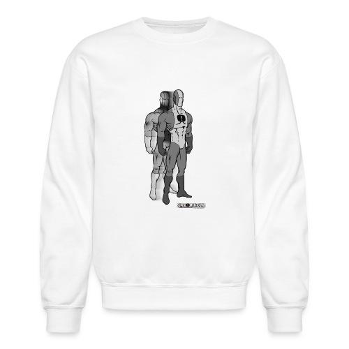 Superhero 9 - Crewneck Sweatshirt