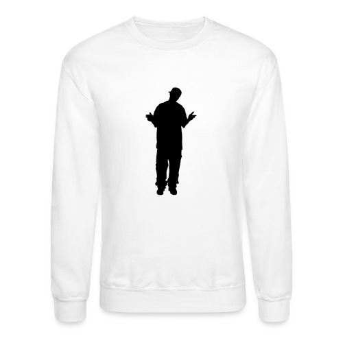 headrush collectables man black - Unisex Crewneck Sweatshirt