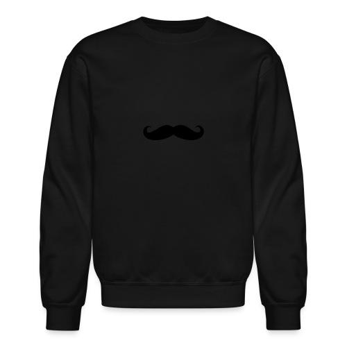 mustache - Crewneck Sweatshirt