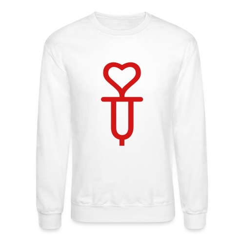 Addicted to love - Unisex Crewneck Sweatshirt