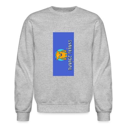 logo iphone5 - Unisex Crewneck Sweatshirt