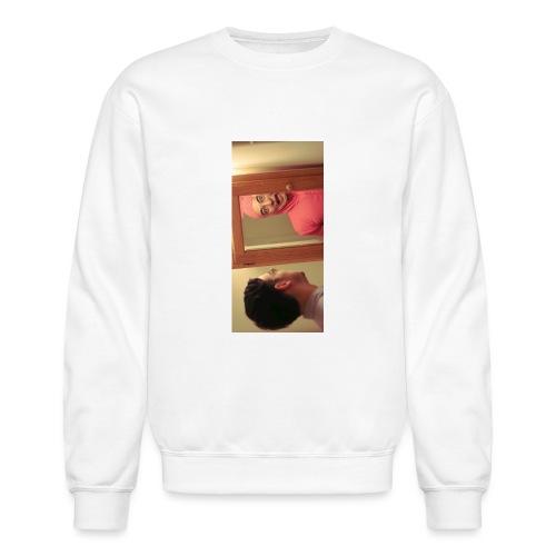 pinkiphone5 - Unisex Crewneck Sweatshirt