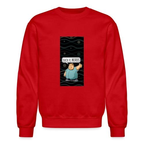 nerdiphone5 - Unisex Crewneck Sweatshirt