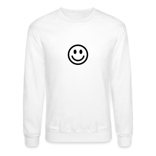 smile dude t-shirt kids 4-6 - Crewneck Sweatshirt