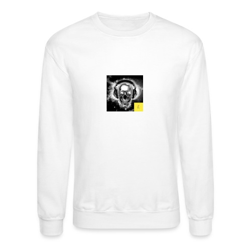 skull - Unisex Crewneck Sweatshirt