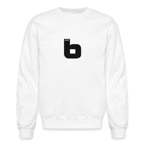 just b - Unisex Crewneck Sweatshirt