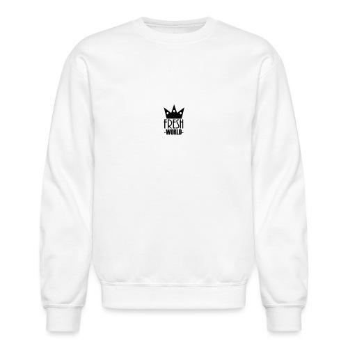 Fresh World - Crewneck Sweatshirt