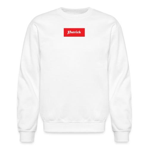 Patrick supreme - Crewneck Sweatshirt
