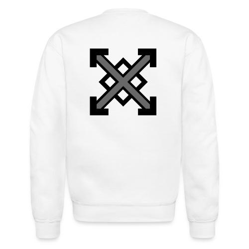 zegat1ve Black - Crewneck Sweatshirt