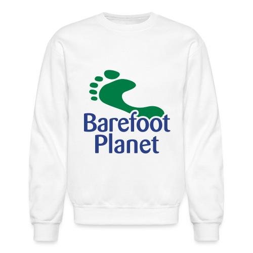 Barefoot Running 1 Women's T-Shirts - Unisex Crewneck Sweatshirt