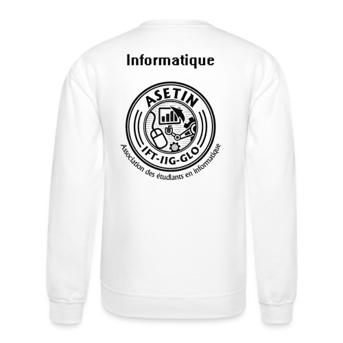 ASETIN INFORMATIQUE - Crewneck Sweatshirt