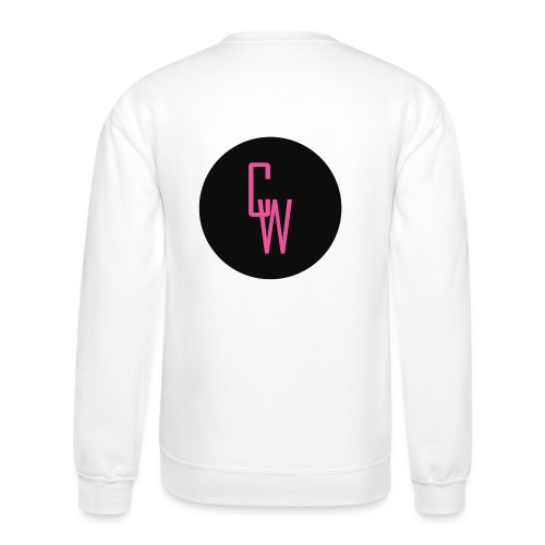 CraftyWalrus Logo - Crewneck Sweatshirt