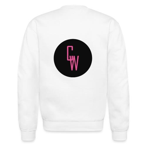 CraftyWalrus Logo - Unisex Crewneck Sweatshirt