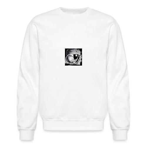Eli/Winter face - Unisex Crewneck Sweatshirt