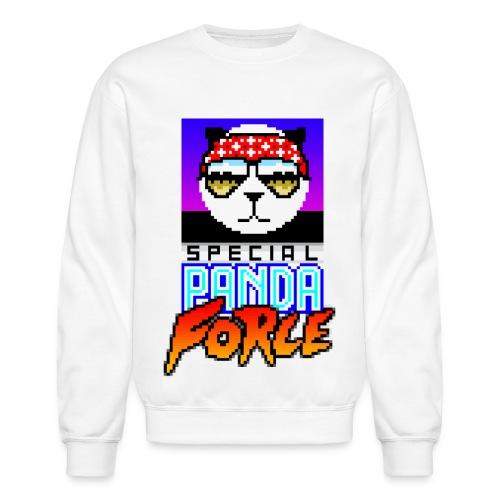SHIRT DESIGN transparent bkgr A3 png - Unisex Crewneck Sweatshirt