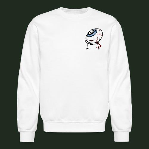 Eyeball - Unisex Crewneck Sweatshirt