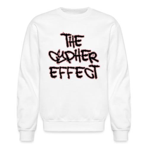 white shirt tce2 png - Unisex Crewneck Sweatshirt