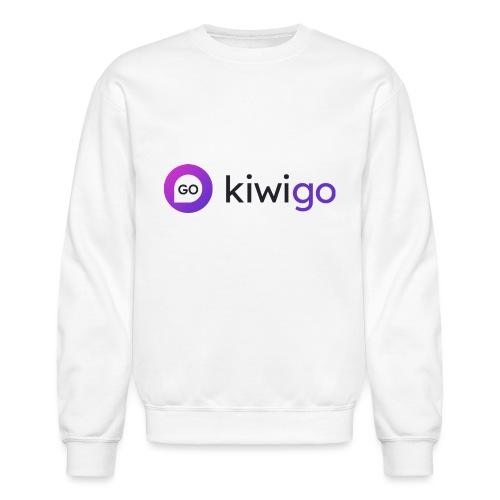Classic Kiwigo logo - Unisex Crewneck Sweatshirt