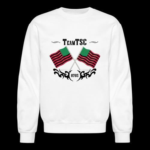 TSC 06 Flags - Unisex Crewneck Sweatshirt