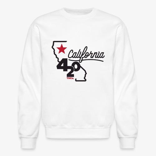 California 420 - Unisex Crewneck Sweatshirt