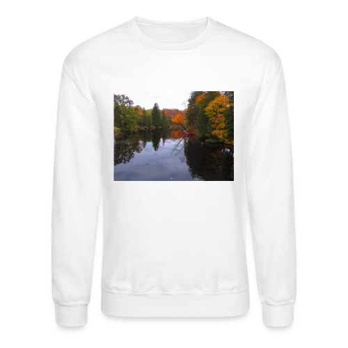Nature Coffee Cup - Unisex Crewneck Sweatshirt