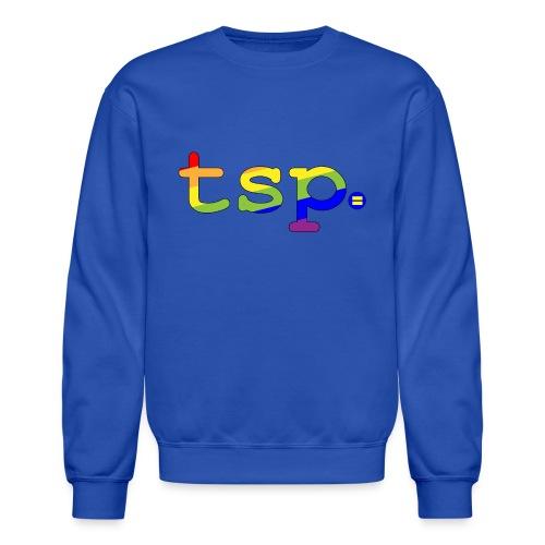 tsp pride - Unisex Crewneck Sweatshirt