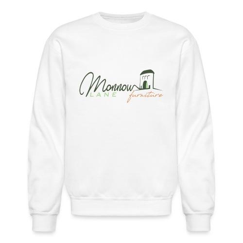 Monnow Lane Furniture Logo - Unisex Crewneck Sweatshirt