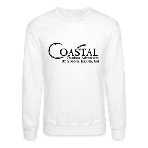 Coastal Outdoor Adventures - Unisex Crewneck Sweatshirt
