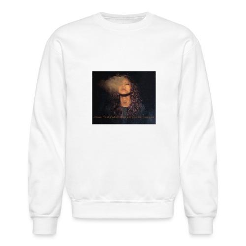 EUPHORIA RUE em.x #1 - Unisex Crewneck Sweatshirt
