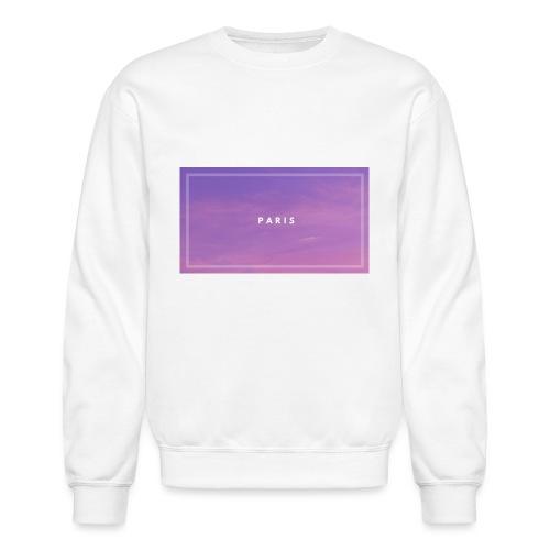 paris collection unisex femme - Unisex Crewneck Sweatshirt