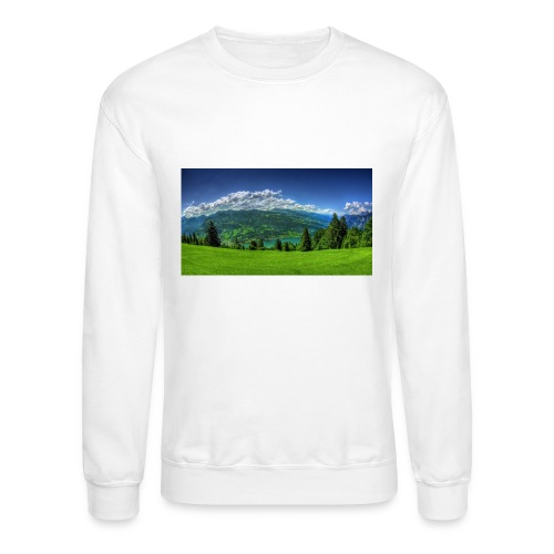 Nature Design - Unisex Crewneck Sweatshirt