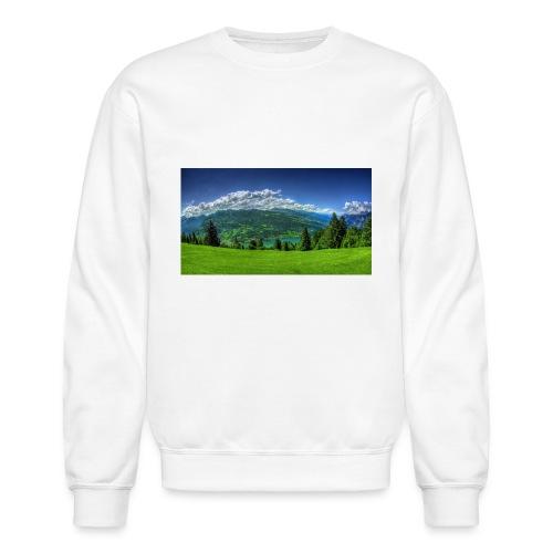 Nature Design - Unisex Crewneck Sweatshirt