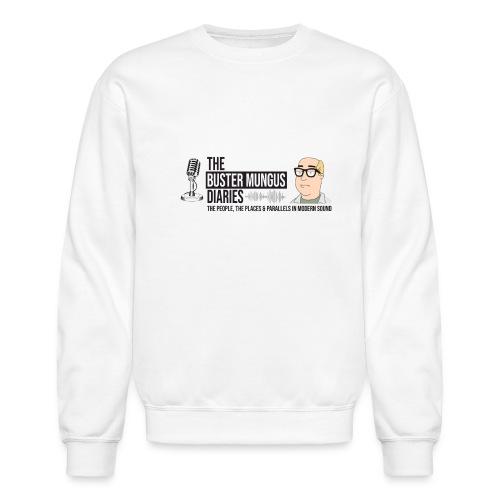 The Buster Mungus Diaries - Unisex Crewneck Sweatshirt