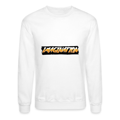 Imagination Merch - Unisex Crewneck Sweatshirt
