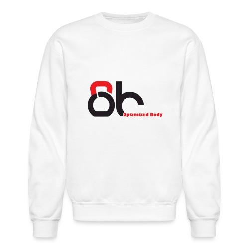 Logo Optimized Body - Unisex Crewneck Sweatshirt
