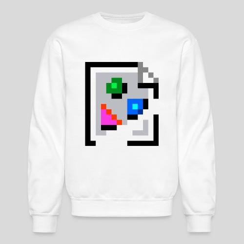 Broken Graphic / Missing image icon Mug - Unisex Crewneck Sweatshirt