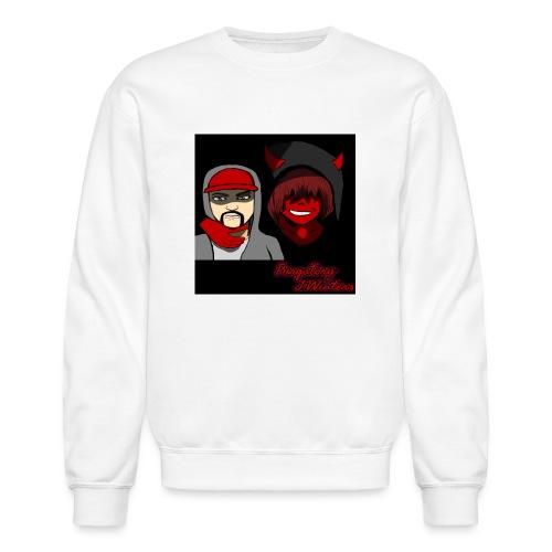 Purgatory fans - Unisex Crewneck Sweatshirt