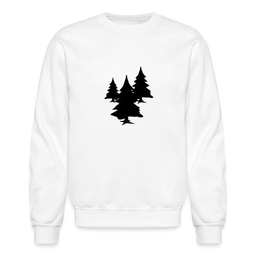 Bush Tree - Unisex Crewneck Sweatshirt