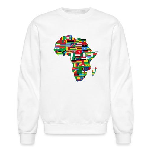 Motherland Africa - Unisex Crewneck Sweatshirt