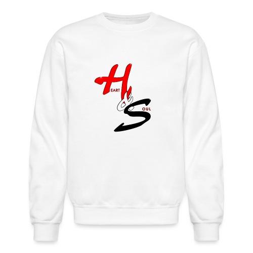 Heart & Soul Concerts Official Brand Logo II - Unisex Crewneck Sweatshirt