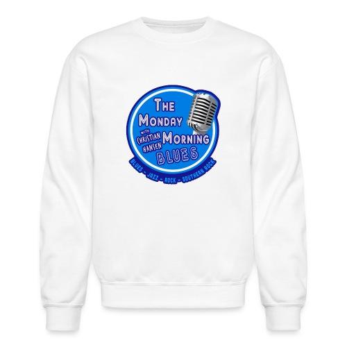Official Branding of The Monday Morning Blues! - Unisex Crewneck Sweatshirt